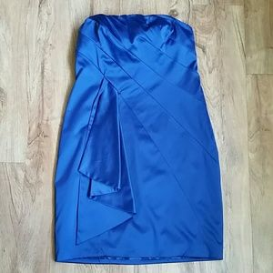 Royal Blue Limited Party Dress